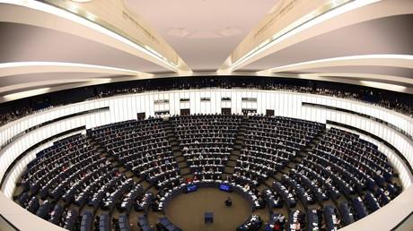 Le parlement européen de Starsbourg