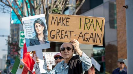 Pourquoi les manifestations en Iran font-elles tant rêver l'Occident  ?