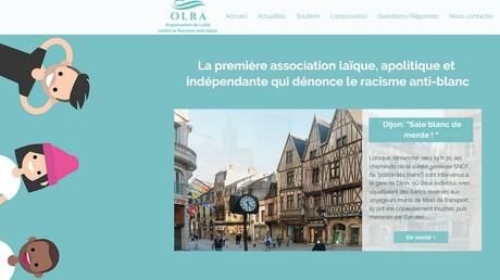 L'OLRA, une toute nouvelle association qui veut s'attaquer au racisme anti-blanc
