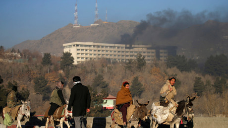 Attaque de l'hôtel Intercontinental à Kaboul : 18 morts dont 14 étrangers