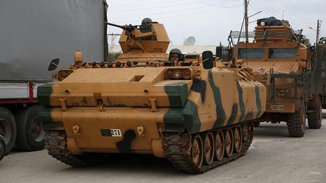 Syrie  : Erdogan assure que l'offensive turque se fait «en accord avec la Russie»
