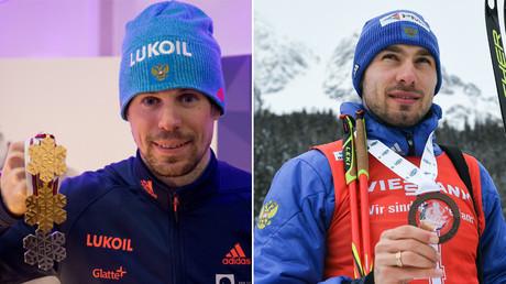 Les athlètes russes Sergueï Oustiougov et Anton Chipouline figurent sur une liste noire du Comité international olympique