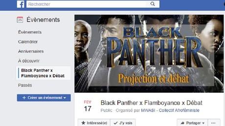 Polémique autour d'une projection de film réservée aux Noirs à Paris