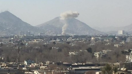 Au moins 103 morts et 235 blessés dans l'explosion d'une «ambulance piégée» à Kaboul