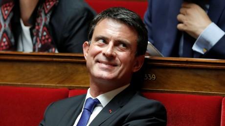Le député Manuel Valls