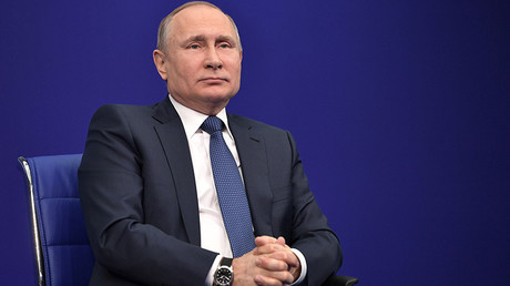 Sanctions du Trésor US contre la Russie : «Les chiens aboient la caravane passe», ironise Poutine