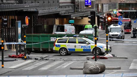 Stockholm, au lendemain de l'attentat du djihadiste ouzbek, avril 2017