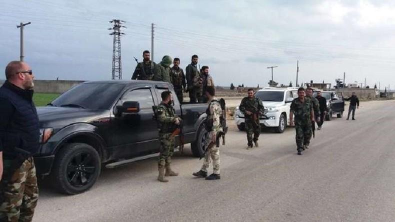 Les milices pro-Damas sont entrées dans l'enclave kurde d'Afrin, la Turquie ouvre le feu (VIDEOS)
