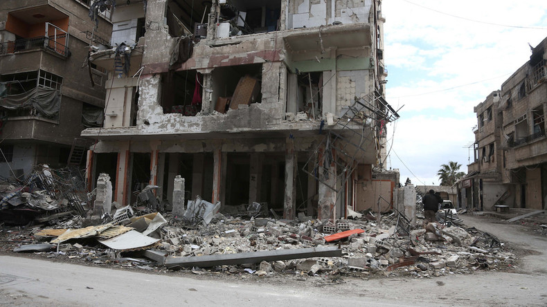 Alexandre Del Valle sur la Ghouta : «Les véritables criminels, ce sont les djihadistes» (VIDEO)