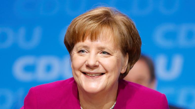 Merkel admet l'existence de zones de non-droit en Allemagne : «Il faut appeler un chat un chat»