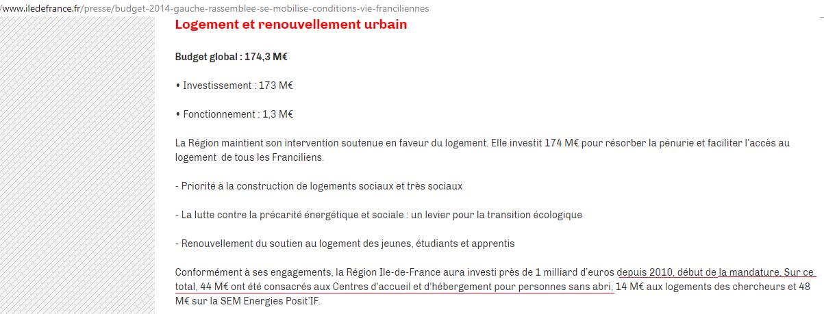 Alors que les SDF ont été recensés à Paris, que fait l'Ile-de-France pour les sans-abri ?