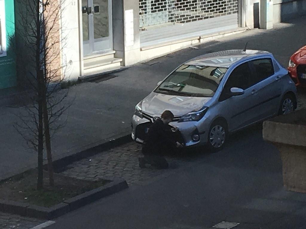 Vaste opération policière à Bruxelles : un quartier bouclé à cause d'un différend d'ordre privé
