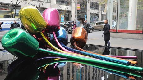 L'oeuvre de Jeff Koons,