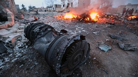 Syrie : la Russie annonce avoir tué au moins 30 terroristes dans la zone où son avion a été abattu
