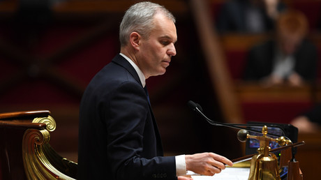 François de Rugy entend faire respecter un règlement strict à l'Assemblée nationale