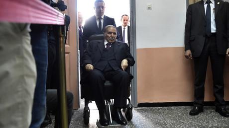 Le président Abdelaziz Bouteflika.
