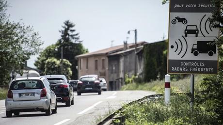 La limitation de la vitesse à 80km/h pourrait aussi avoir un impact sur le nombre de PV distribués