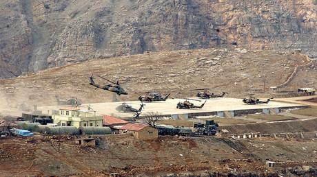 Syrie : un hélicoptère turc abattu à la frontière, Erdogan promet que les auteurs «payeront le prix»
