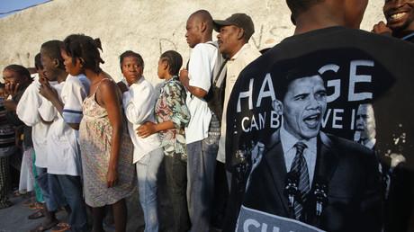 Haïti après le séisme de 2010