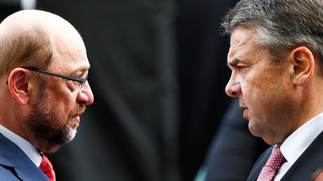 Le Parti social-démocrate allemand pousse Martin Schulz vers la sortie