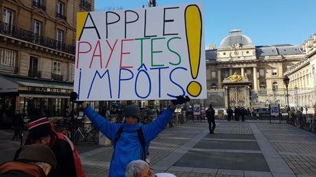 Attac vs Apple : les altermondialistes se mobilisent en soutien à l'association (VIDEOS)