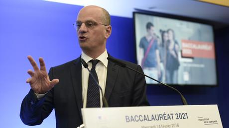 Jean-Michel Blanquer a présenté la réforme du baccalauréat 2021