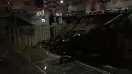 Italie : une petite apocalypse dans une rue de Rome