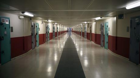 La prison de Fleury-Merogis (illustration)