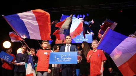 Sortie de l'UE, lutte contre l'immigration : à Arras, Les Patriotes restent sur les fondamentaux
