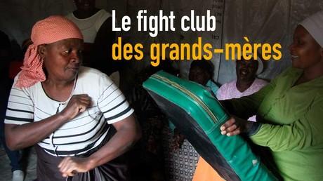 Le fight club des grands-mères