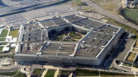 Illustration : le Pentagone, quartier général du département américain de la Défense, photo ©AFP