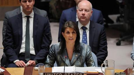 La Russie, un «régime» ? L'ambassadeur des USA à l'ONU rappelé à l'ordre par son homologue russe