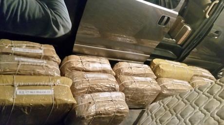 Un réseau de trafic de drogue démantelé au sein de l'ambassade de Russie en Argentine