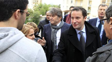 Gilles Clavreul à Ajaccio en 2016