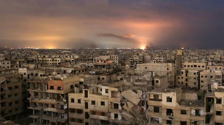 La Ghouta est encore aux mains des groupes rebelles