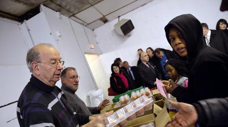 «Que la grand-mère allemande puisse venir» : la soupe populaire d'Essen ne sert plus d'étrangers
