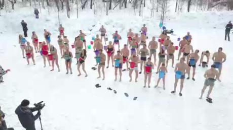 Comment les Sibériens fêtent la fin de l'hiver