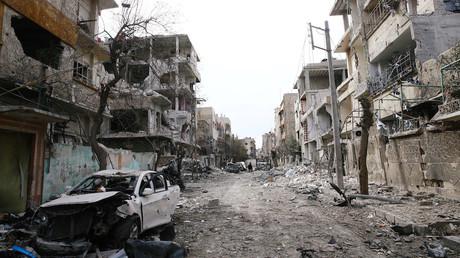 Bassam Tahhan sur les rebelles de la Ghouta : imaginez «10 000 terroristes en banlieue» de Paris