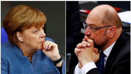 En Allemagne, «l'érosion des grands partis est remarquable» selon Georges Estievenart