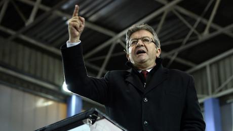 Haro sur les «manipulateurs médiatiques» : Mélenchon prend la défense de Wauquiez