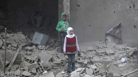 Syrie : la trêve quotidienne de cinq heures démarre dans la Ghouta (VIDEO)
