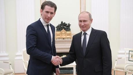 Poutine : les obus tirés sur l'ambassade russe depuis la Ghouta ne seront «pas tolérés indéfiniment»