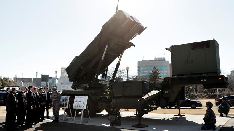 Selon la Défense russe, Washington compte «encercler la Russie» avec 400 missiles antimissiles