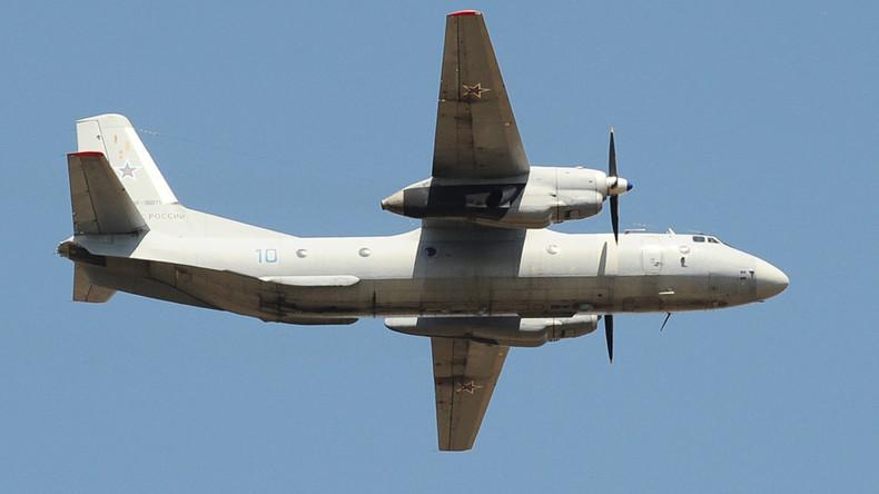 Un avion militaire russe s'écrase en Syrie : les 32 passagers déclarés morts