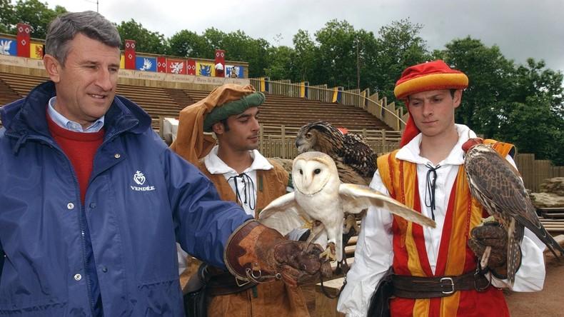Philippe de Villiers annonce «la mort programmée du Puy du Fou»