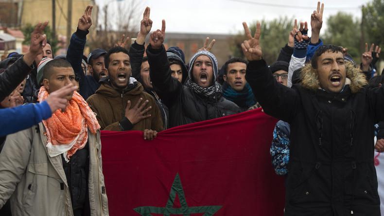 Maroc : affrontements lors d'une manifestation de solidarité avec la ville sinistrée de Jerada