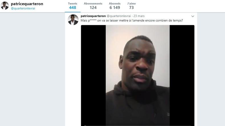 «Faut arrêter de nous prendre pour des c***!»: Patrice Quarteron réagit à l'attentat de Trèbes