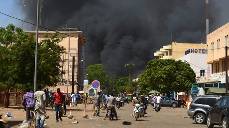 Attaques terroristes à Ouagadougou : huit morts selon un dernier bilan