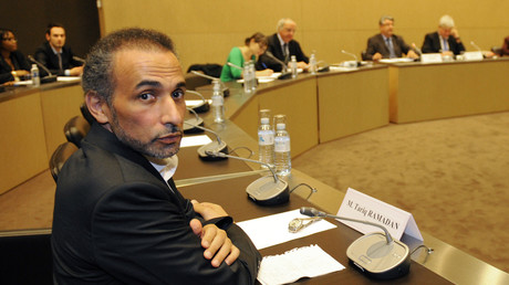 L'islamologue suisse Tariq Ramadan (image d'archive)