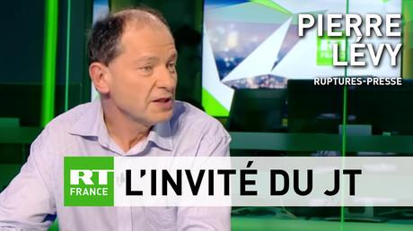 Elections italiennes : un «triple tremblement de terre» selon Pierre Lévy